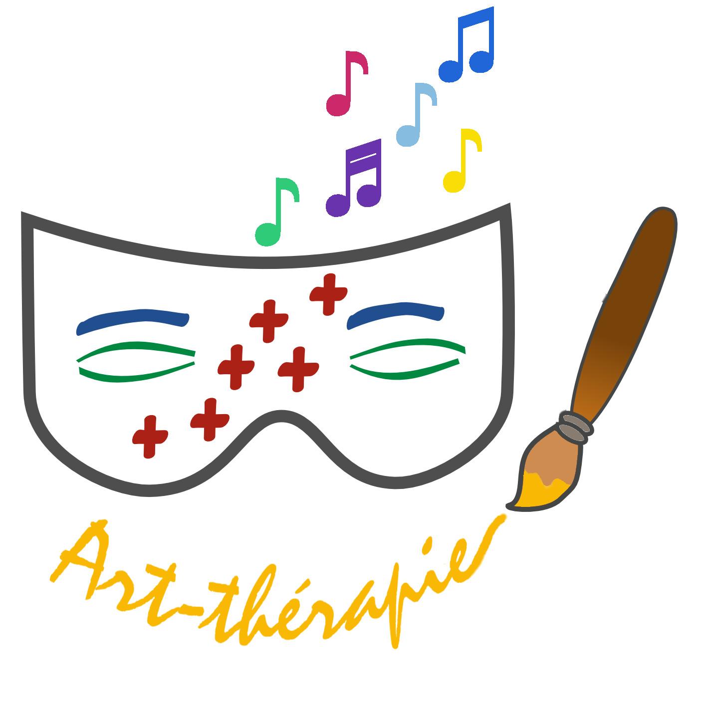 Logo de Aude Envain Art-thérapeute